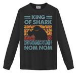 Kingshark, That nom nom though, The Suicide Squad Inspired 2D Sweatshirt