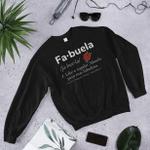 Fa-buela 2D Sweatshirt