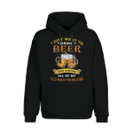 I just want to drink beer and ignore all of my old man problems 2D Hoodie