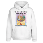 We Do Not Need Magic To Transform The World. Inside Ourselves Already 2D Hoodie