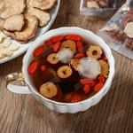 Kidney Tea Ginseng Five Treasure Tea Herbal formula Mulberry Red dates Yam Tonifying the kidney  Health-Enhancing Herbal Tea  Health tea