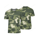 Dachshund Military For Dogs Lovers Shirts