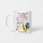 To My Husband Wife Shirts Hoodies Cups Mugs Totes For Couples