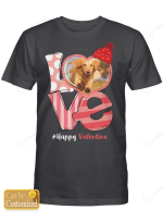 Personalized Dog Image And Name Shirts / Mugs / Totes /Hand Bags For Dogs Lovers