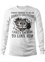 Tough enough to be a Girlfriend for Skull couple lovers