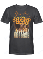 You Are Amazing Afro Girl Shirts Hoodies Cups Mugs Hand Bags Totes