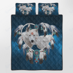 Bedding Set Bedset Blankets Quilts Puzzles Posters Shower Curtains For N.A Wolves