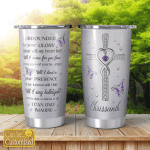 Jewelry Butterfly I Can Only Imagine Jesus God Christs Christians Tumblers Cups Bottles