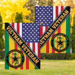 Vietnam Vet (Canvases, Posters, Pictures, Puzzles, Quilts, Blankets, Shower Curtains, Flags, Bath Mats)