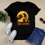 Witches w Hitches- Halloween (Shirts, Hoodies, Cups, Mugs, Totes, Handbags)