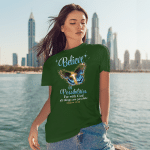 Believe In Possibilities Jesus (God - Christs - Christians, Vinyl Stickers, Shirts, Hoodies, Cups, Mugs, Totes, Handbags)