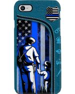 Gifts For Dad  Police Dad  Phone Case