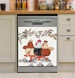 Chicken Fabulous Unique Decor Kitchen Dishwasher Cover