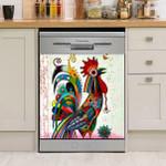 Chicken Decor Kitchen Dishwasher Cover