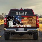 United We Stand Truck Tailgate Decal Sticker Wrap