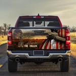 Honor The Fallen Truck Tailgate Wrap