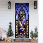 Jesus Is Born Door Cover