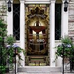Jesus Cross – Way Maker Miracle Worker Door Cover