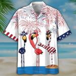 American Duck Cartoon Hawaii Shirts
