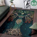 Hippie Root Tree Rug