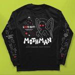 Alien Sweater Mothman Look Out PAN3SS0003