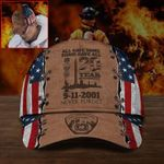 Memorial Gift 9.11 Cap All Gave Some Some Gave All