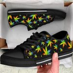 Cannabis Low Top Shoes