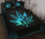 Cannabis Forest Mandala Quilt Set