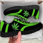 Cannabis Green Sneakers