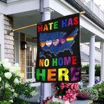 Kindness House Flag Hate Has No Home Here