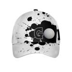 Golf Ball Drops Effect Golf Ball Texture Cap