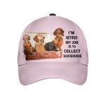 Dachshund Collection Cap