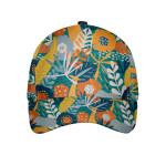 Beautiful Floral Tropical Nature Classic Cap