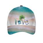 Beach Sea Turtle Love Classic Cap