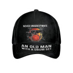 Drum An Old Man Cap