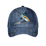 Yellowfin Fish Fishing Classic Cap Cap