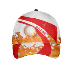 Golfing With Fire Cap