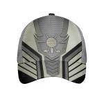 Super Golfer Metal Golf Cap