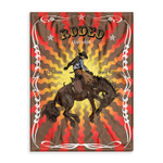 Rodeo Real Show V3 Ez16 1902 Fleece Blanket