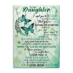 Gift For Daughter Saint Patrick'S Day Irish Mom 8 Ez12 3001 Fleece Blanket