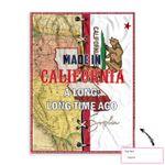 Made In California A Long Long Time Ago Ez16 3001 Custom Fleece Blanket