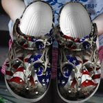 Deer Hunting American Crocs Shoes PANCR0008