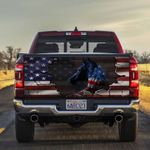 Horse American Truck Decal Sticker
