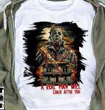 Michael Myers Halloween Horror Movie Tshirt
