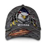 Veteran Eagle American Cap