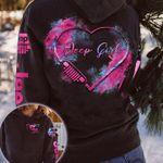 Jeep Girl Heart 3D Hoodie PAN3HD0066