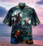 Halloween Gift Headless Horseman Hawaii Shirt