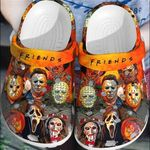 Horror Movies Friends Halloween Crocs Classic Clog Shoes PANCR0001