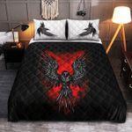 Viking Raven Quilt Set