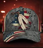 Feather American Cap